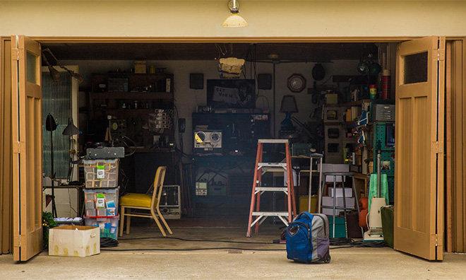 Dnes legendárna garáž! - svetapple.sk