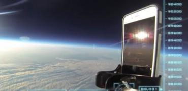iPhone 6 vo výške 30 kilometrov - svetapple.sk
