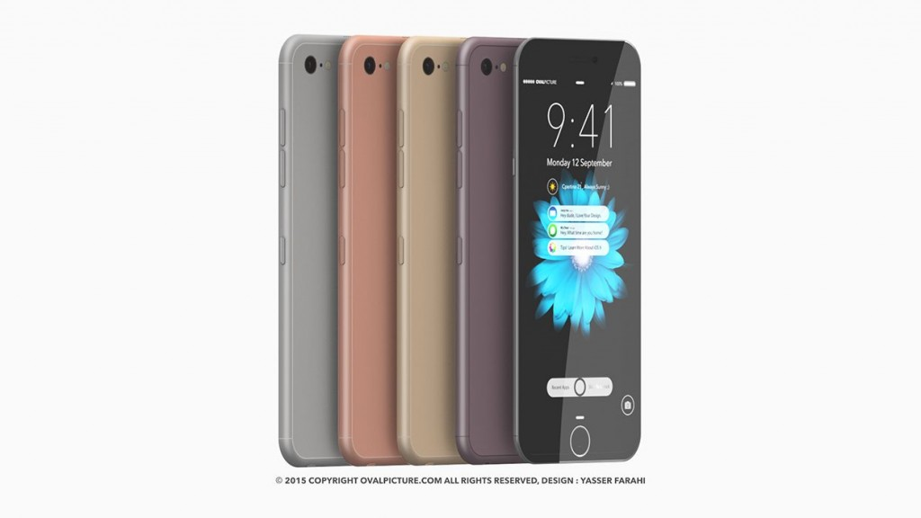 iPhone 7 koncept - svetapple.sk