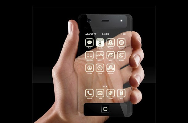 iPhone koncept - svetapple.sk