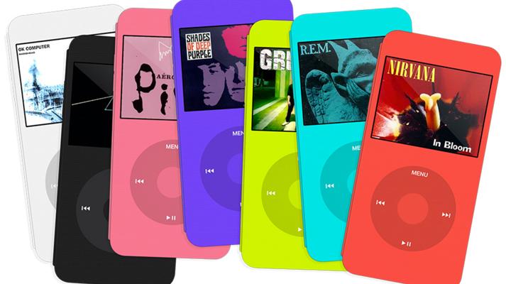 iPod Cover - svetapple.sk