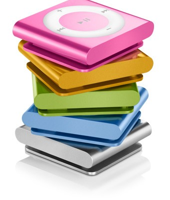 iPod Shuffle - svetapple.sk