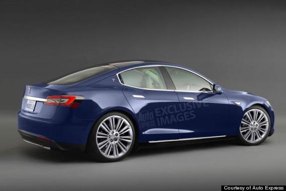 Tesla Model 3 -svetapple.sk