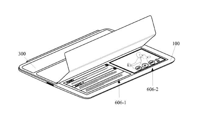 Apple iPad a nový  SmartCover patent! - svetapple.sk