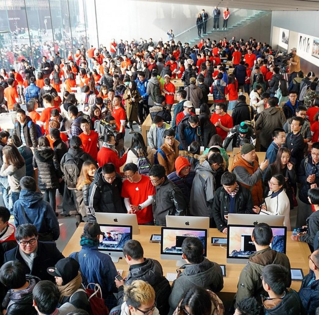 West Lake Apple Store - svetapple.sk