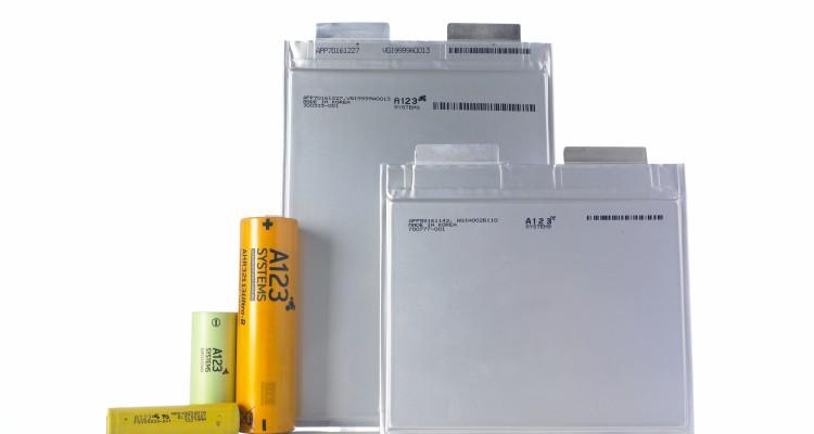 A123 Systems - svetapple.sk