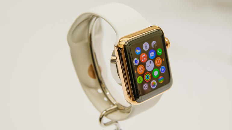 Apple Watch Edition - svetapple.sk
