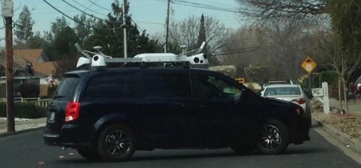 Apple a jeho prenajaté vozidlo! - svetapple.sk