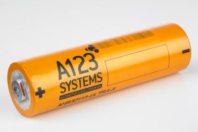 Batéria od A123 Systems - svetrapple.sk