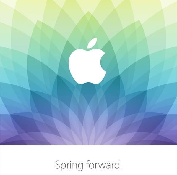 Spring Forward - svetapple.sk