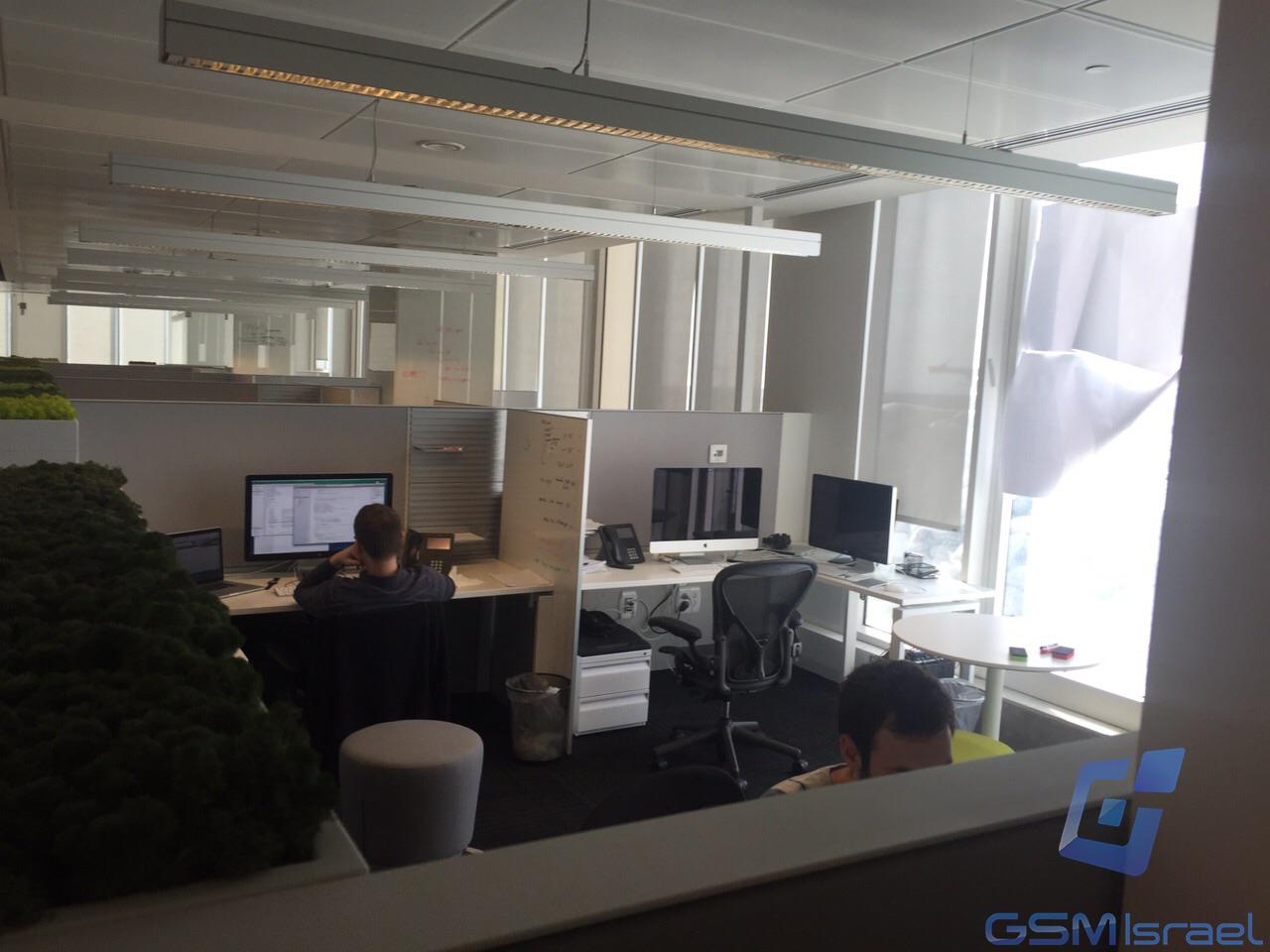 Nové kancelárie v Izraeli! - svetapple.sk