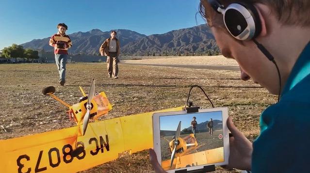 iPad - natáčanie filmov - svetapple.sk