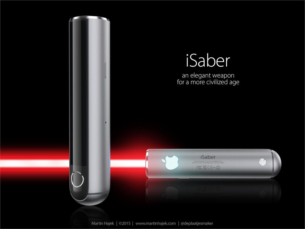 Apple meč podľa bláznivého konceptu od Martina Hájka!