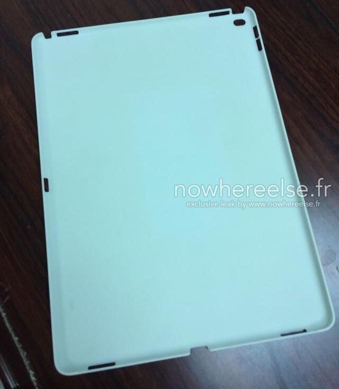 Údajný kryt pre iPad Pro!-svetapple.sk