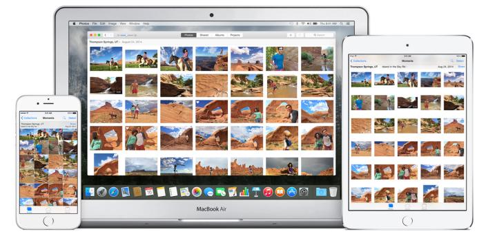 Úplne nová aplikácia Photos