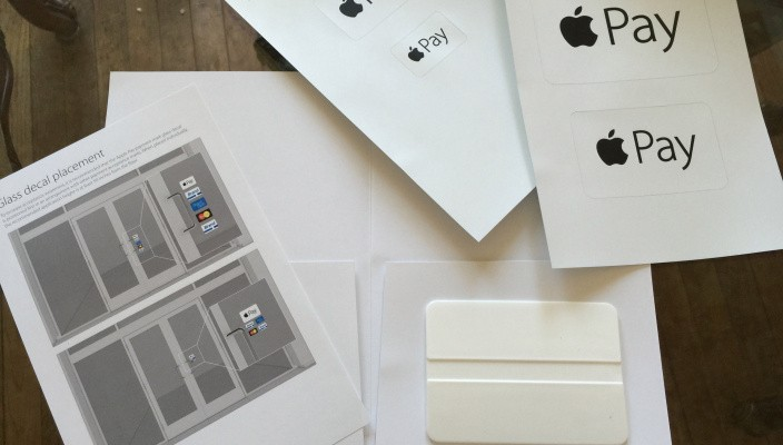 Apple Pay nálepky - svetapple.sk