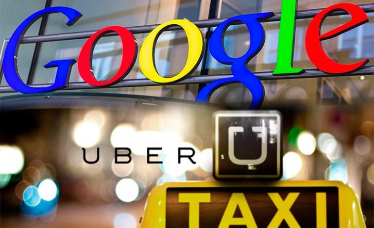 Google vs. Uber -svetapple.sk