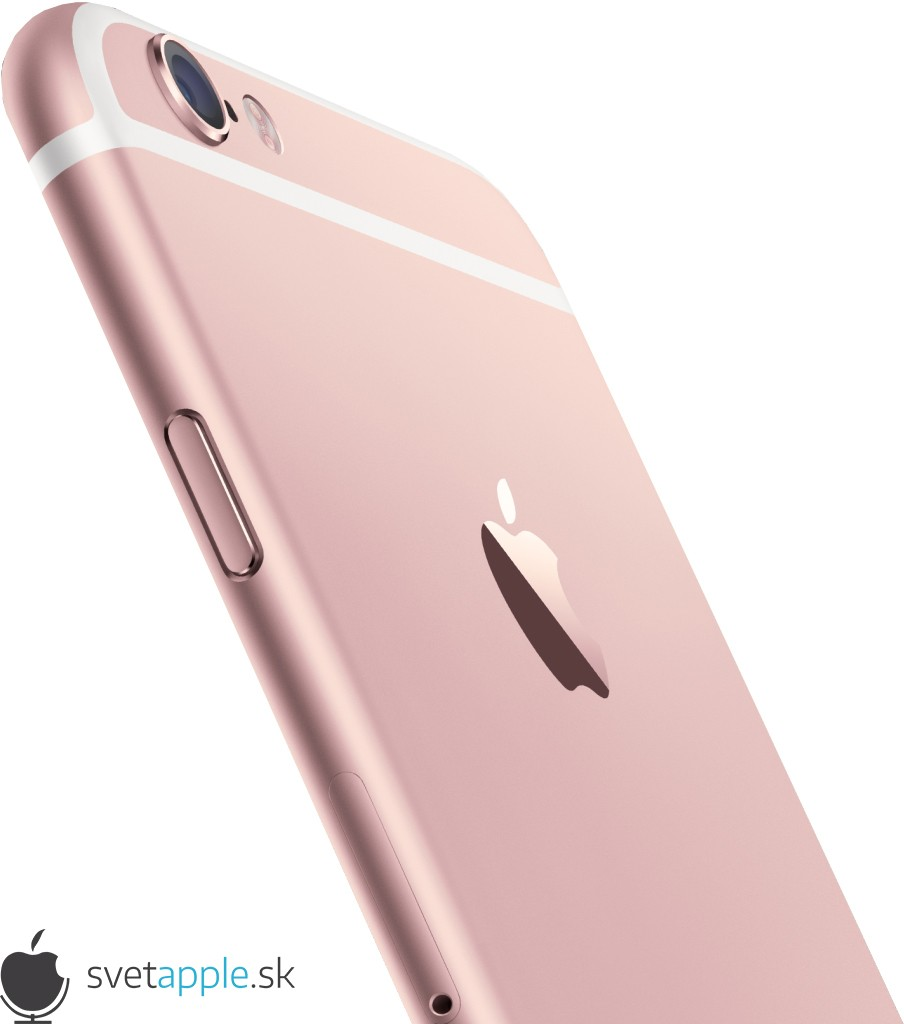 "iPhone 6S ""Rose Gold"" - svetapple.sk"