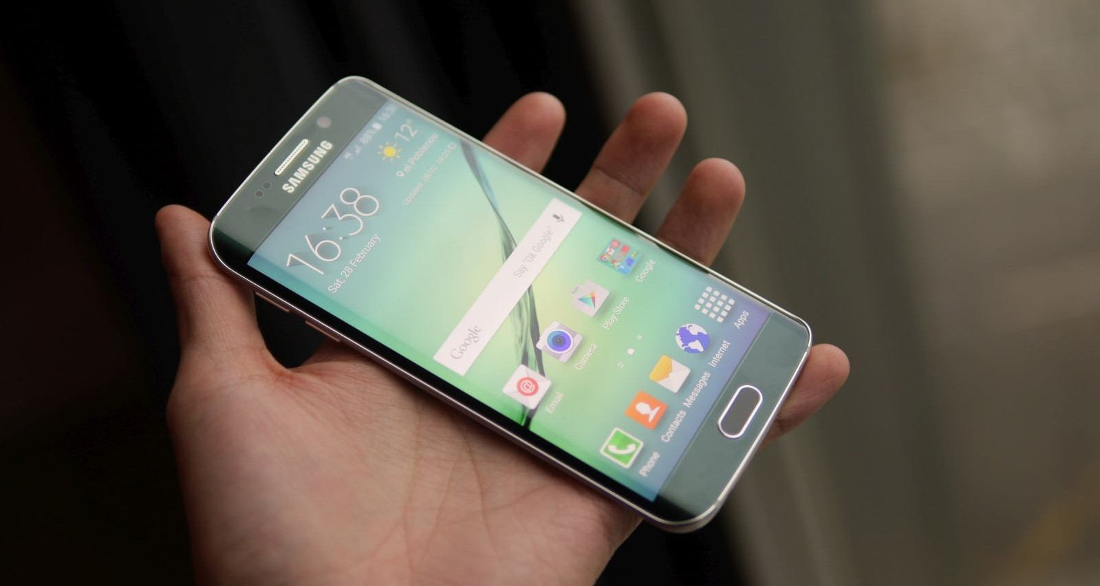 Samsung Galaxy S6 - svetapple.sk