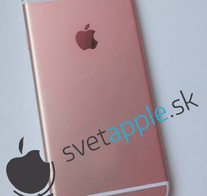 iPhone 6S Rose Gold-svetapple.sk