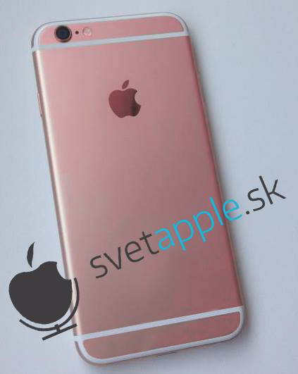 iPhone 6S Rose Gold-svetapple.sk
