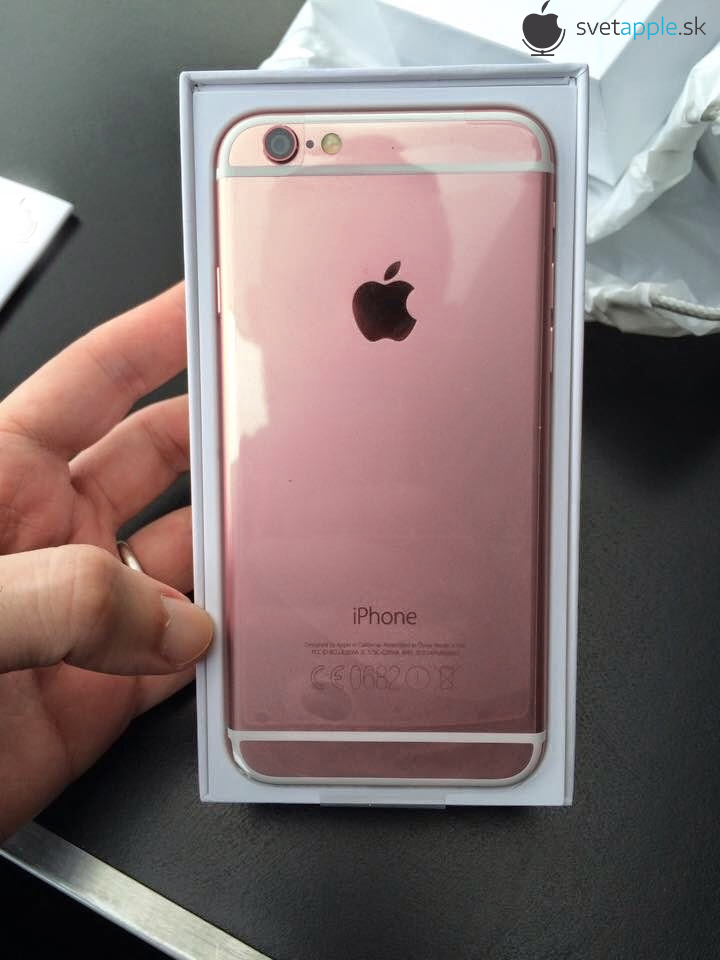 iphone 6 rose gold iphone iphone 6s in gold 1201
