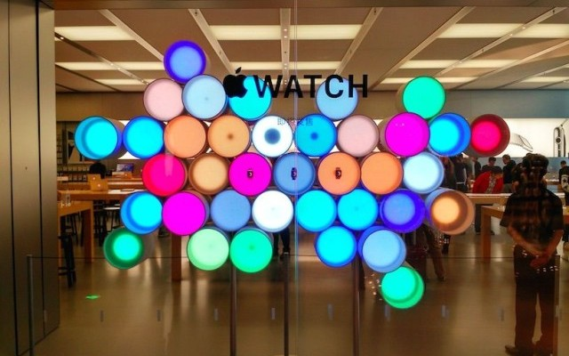 Apple Watch a Apple Store - svetapple.sk