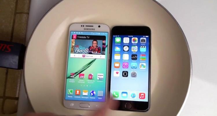 Samsung Galaxy S6 a iPhone 6 - svetapple.sk