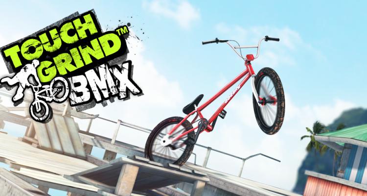 Touchgrind BMX - Svetapple.sk