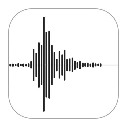 Ikona diktafónu iOS7/8 -Svetapple.sk