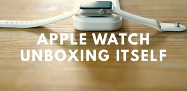 Unboxing Apple Watch - svetapple.sk