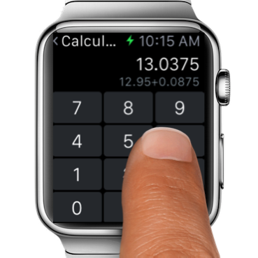 Calcbolt pre Apple Watch - svetapple.sk