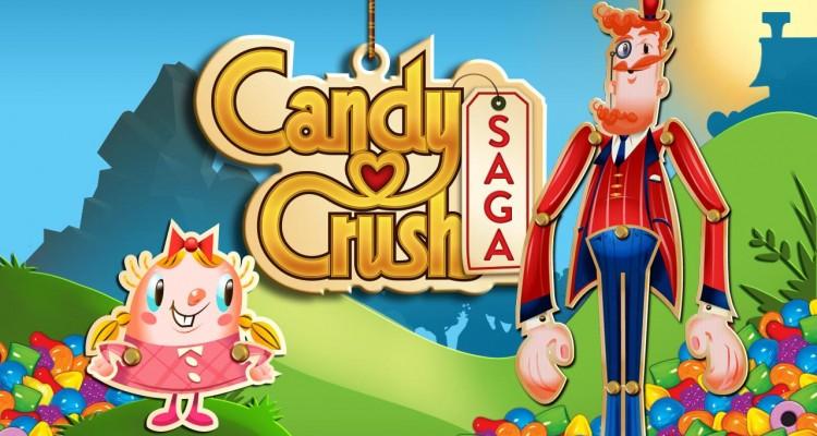 candy crush saga- svetapple.sk