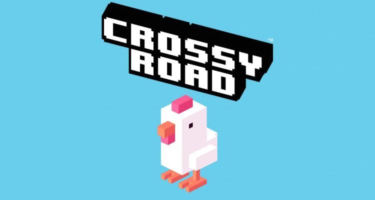 crossy road - Svetapple.sk