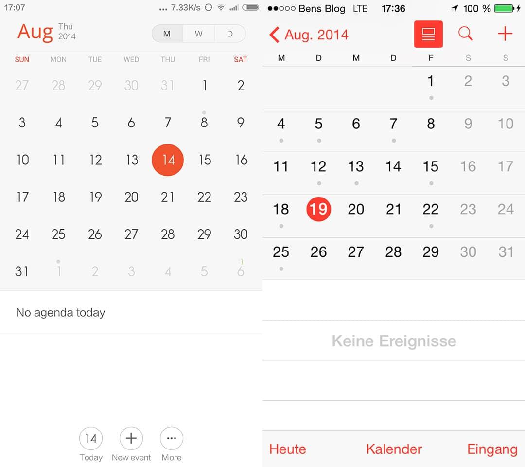 Kalendár- Svetapple.sk