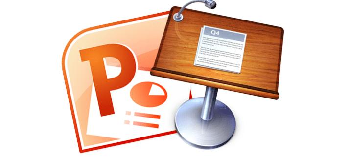 powerpoint a keznote - svetapple.sk