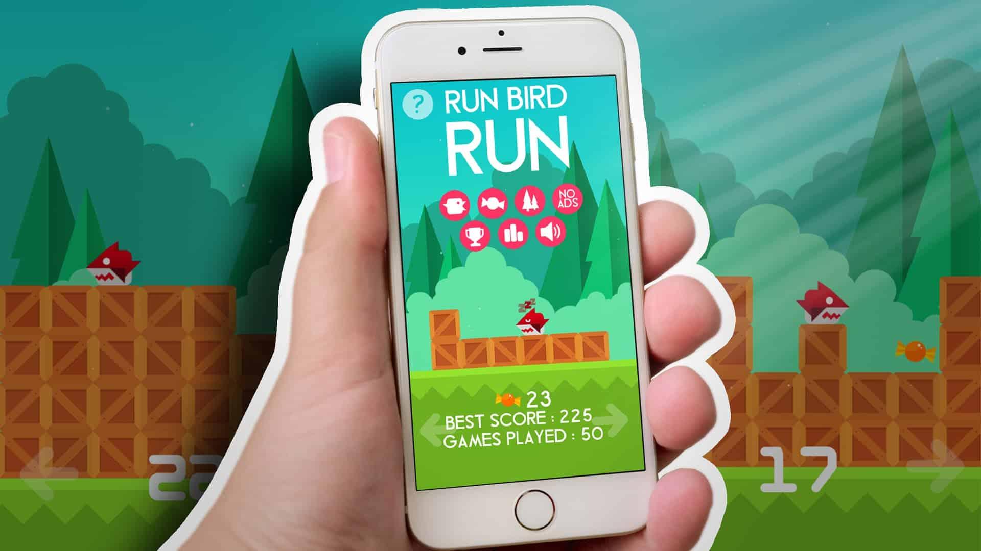 run bird run-Svetapple.sk