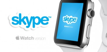 skype for Apple Watch - Svetapple. sk