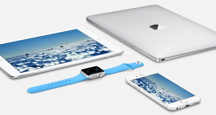 Pozadie číslo 1. s hodinkami Apple Watch - svetapple.sk