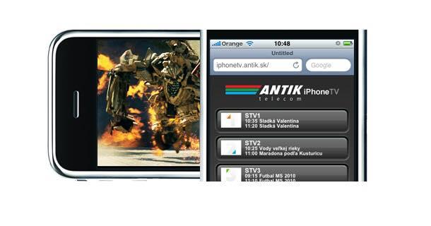 Ako sledovať TV na iOS? - svetapple.sk