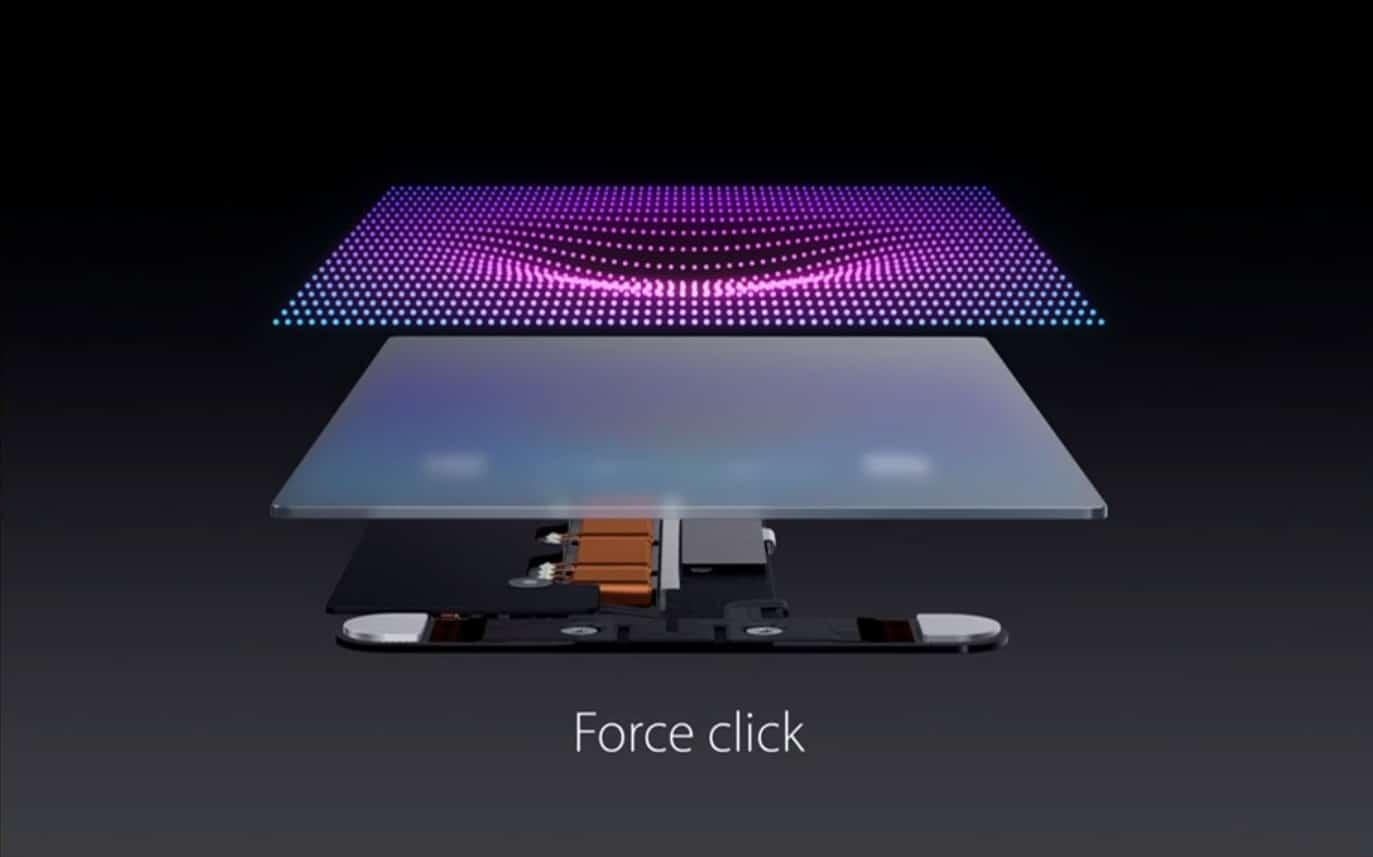 Force Touch poznáme aj z MacBooku! - svetapple.sk