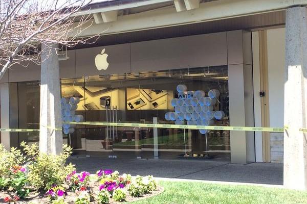 Apple Store v Monterey - svetapple.sk