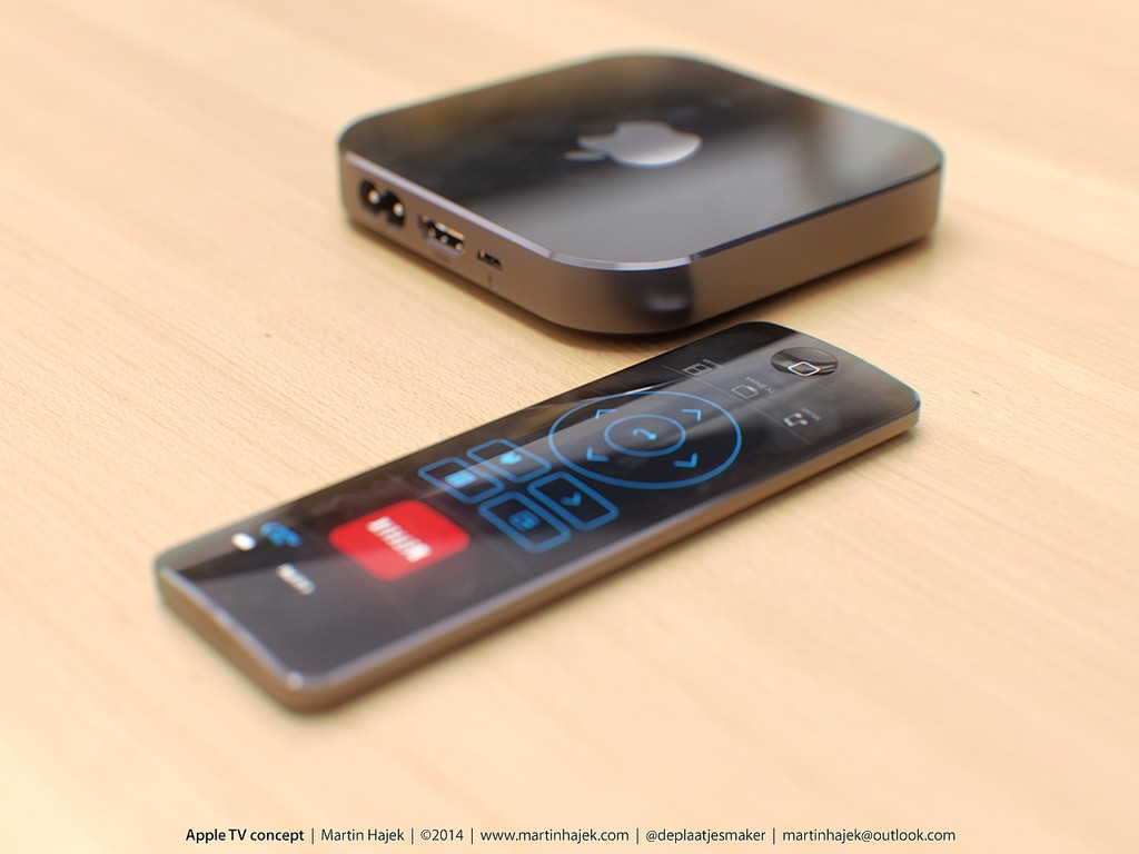Apple TV by Martin Hájek - svetapple.sk