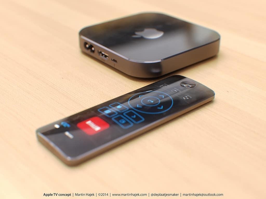 Apple TV by Martin Hájek - svetapple.sk