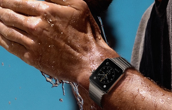 Apple Watch a voda - svetapple.sk