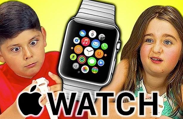 Deti a Apple Watch - svetapple.sk