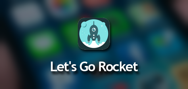 Let's Go Rocket-Svetapple.sk