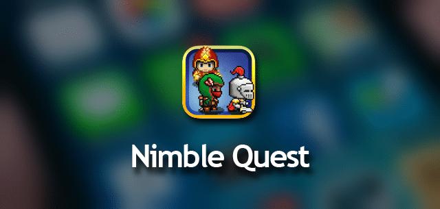 Nimble Quest - Svetapple.sk