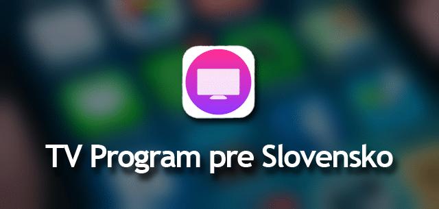 TV Program pre Slovensko