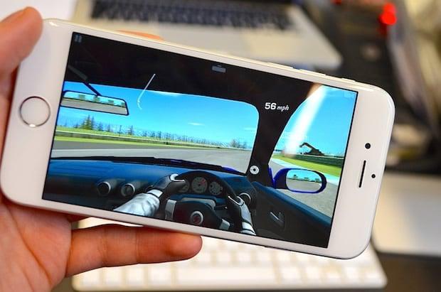 Hranie na iPhone - svetapple.sk